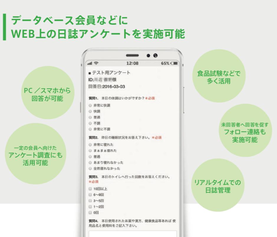 Web survey